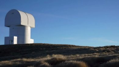 Τηλεσκόπιο 'Αρίσταρχος' - Το μάτι των Ελλήνων αστρονόμων