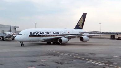 «Χλιδάτη» πτήση Λονδίνο - Σιγκαπούρη με την Singapore Airlines