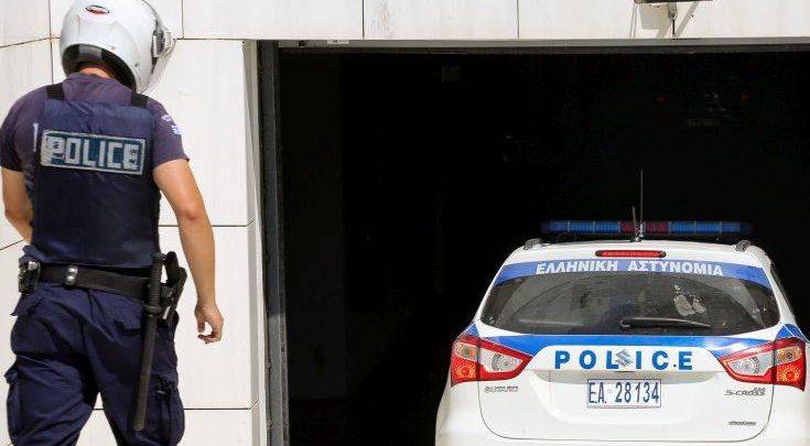 Συναγερμός στο κέντρο της Θεσσαλονίκης με ύποπτη βαλίτσα